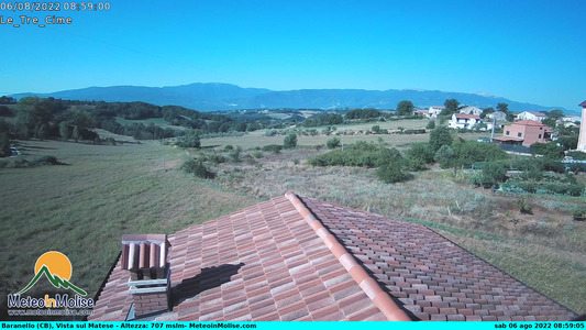 Webcam di Baranello