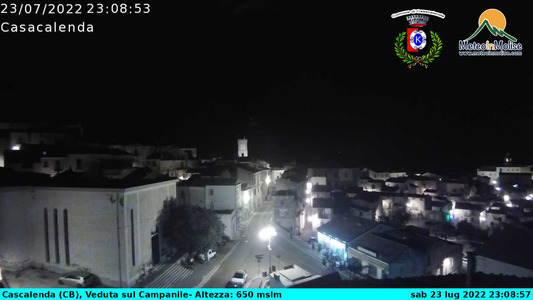 Webcam di Casacalenda