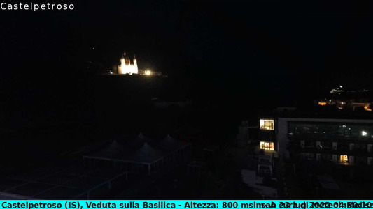 Webcam di Castelpetroso