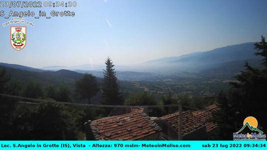 Webcam di Colletorto